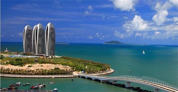 海南三亚凤凰岛