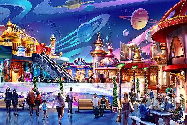 广州长隆水上乐园_南京将建首个室内主题乐园