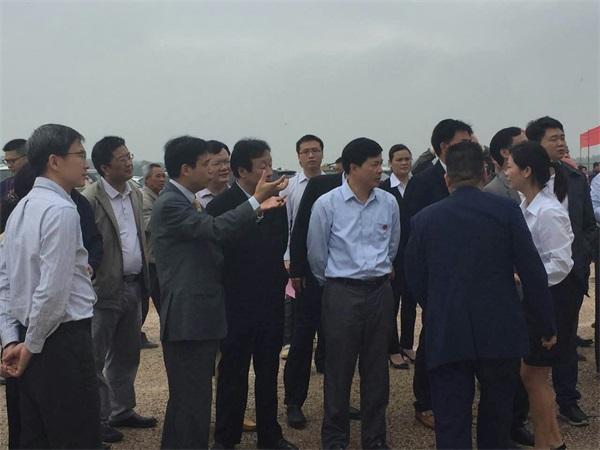 广西(桂平)万隆国际旅游度假区奠基仪式