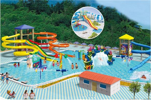 百色欢乐小镇星河水上乐园将于6月开园