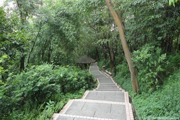 广州市白云山风景区