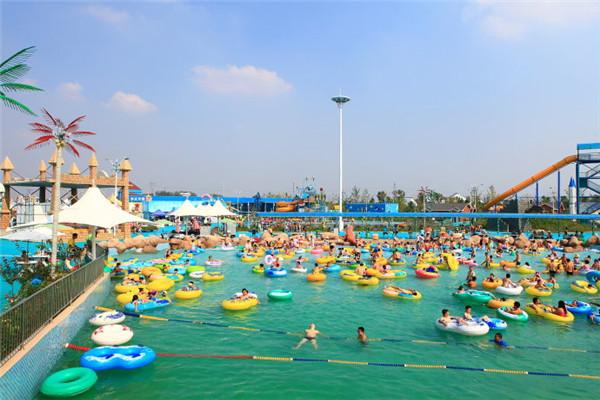 贵州省又一水上乐园开园—广州智汇