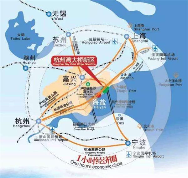 农村农业产业化_环杭州湾大湾区震撼启动,释放大发展红利