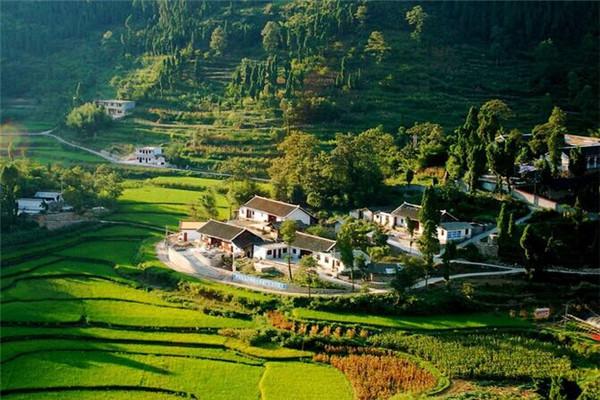 乡村旅游规划图片